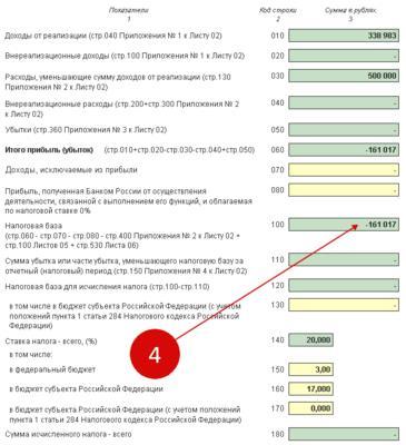 Налог на прибыль сдача декларации ежемесячно при каких услових